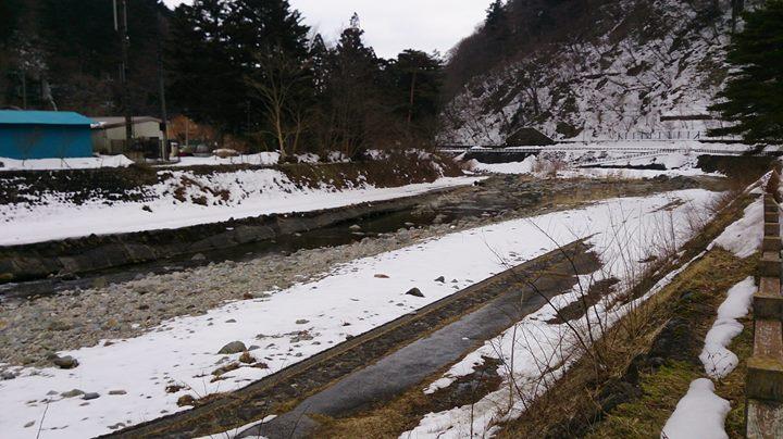 渓流釣りファンにとって待望の解禁が3月1日です。