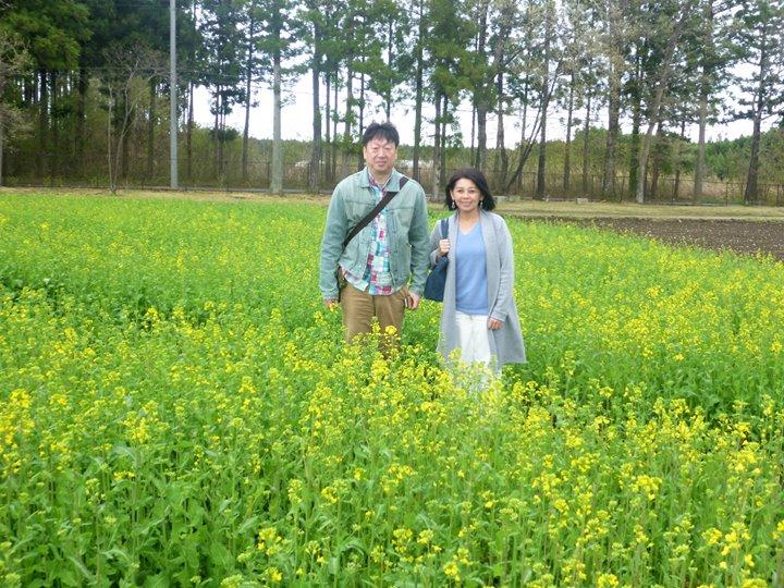 今日の、「ちょこっとバスたび半日観光バスツアー」は東京からお越しのお客様と回らせていただきました。
