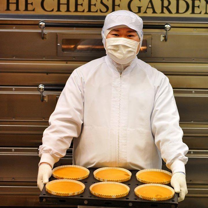 御用邸チーズケーキでブレイクして有名になったチーズガーデンさん。