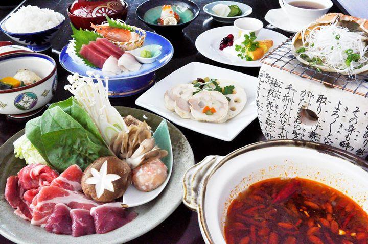 12月1日から市内で開催されている巻狩鍋フェア参画施設の料理をご紹介!!