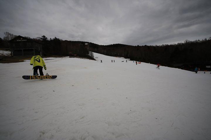 都心から近い最大級のスキー場「ハンターマウンテン塩原」