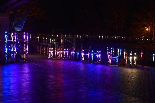塩原温泉冬の代名詞「竹取物語」がスタートしました!