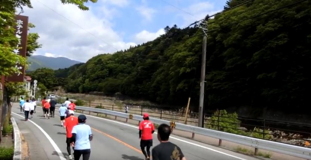 令和最初の湯けむりマラソン大会の動画が出来ました。